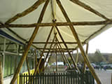 Bridge School Kent, carpentry and design by Forest Woodcraft