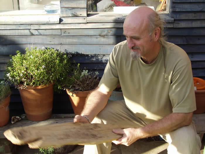 Peter Forrest - Forest woodcraft bespoke carpentry and joinery